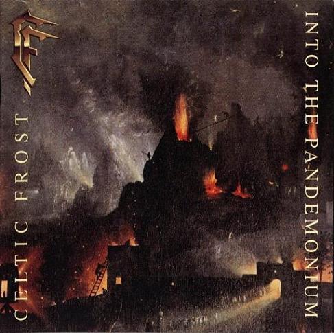 a pandemonium of metal covers
