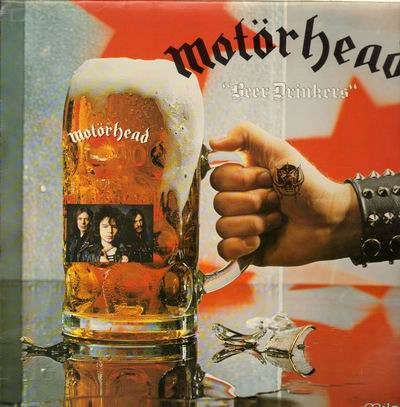 Motörhead - Beer Drinkers and Hell Raisers EP (1980)