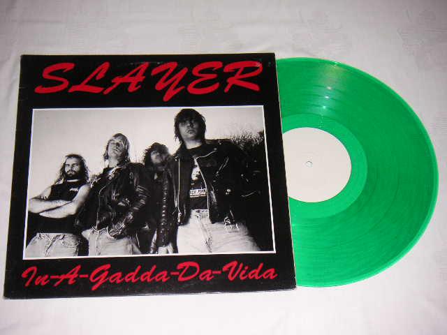 Slayer - In-A-Gadda-Da-Vida (1989)