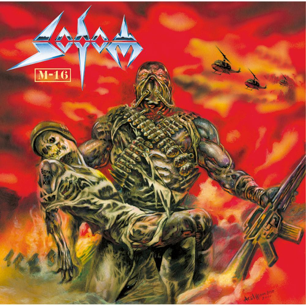 Sodom - M16 (2001)