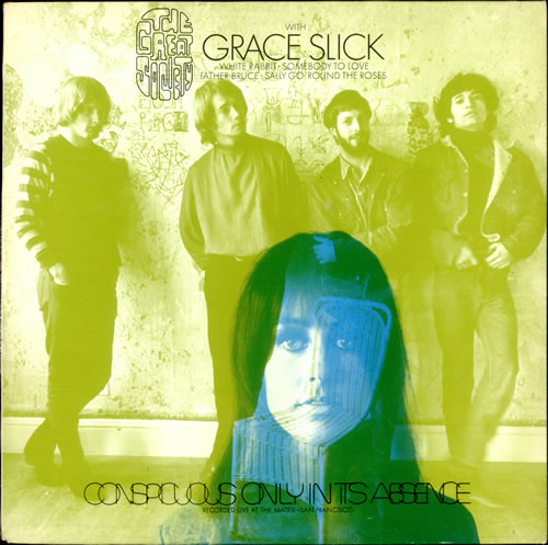 The Great Society - Conspicuous Only In Its Absence (1968)