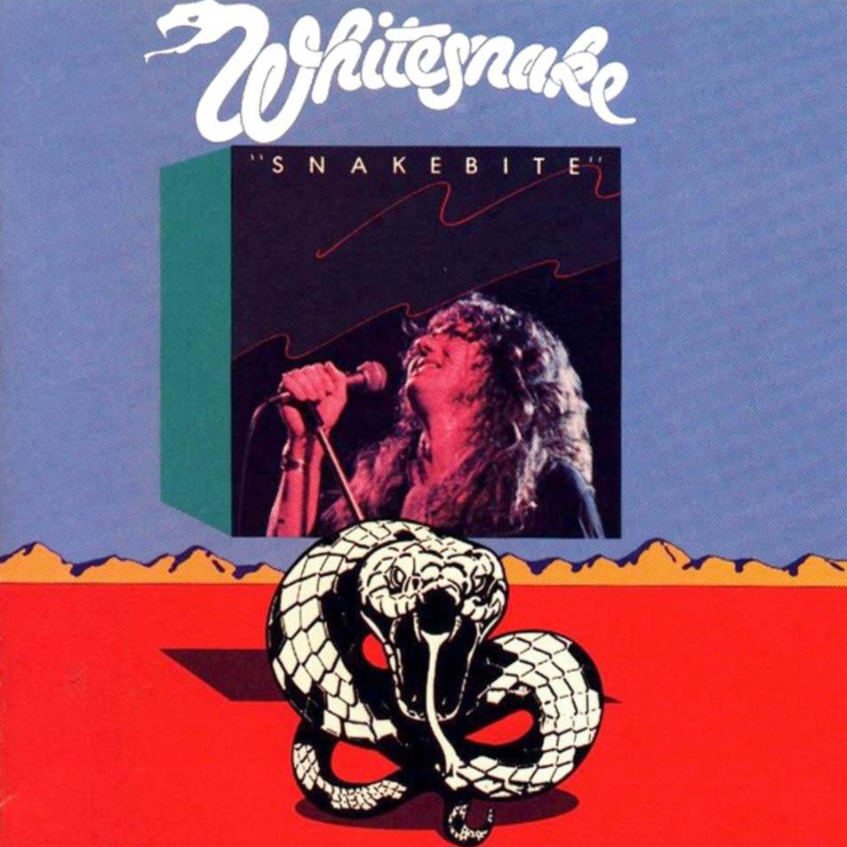 Whitesnake - Snakebite EP (1978)