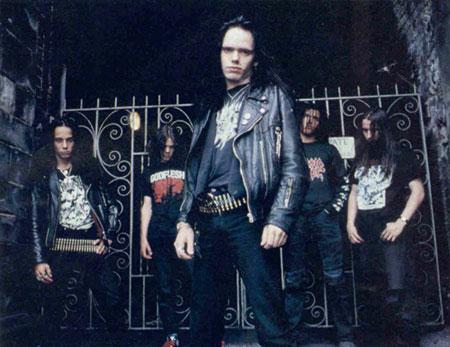 Entombed band