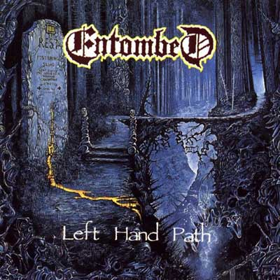 Left Hand Path cover
